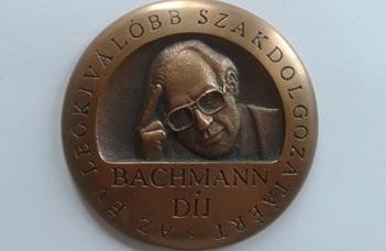 """""""Walter Bachmann-díj"""" Pályázati felhívás"""