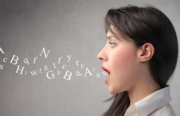 Felhívás beszéd- és nyelvi képességfelmérésre (nappali képzés)