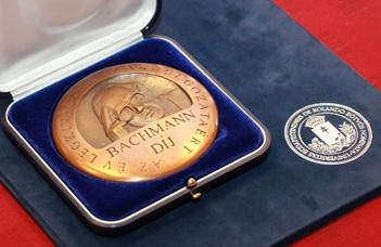 Walter Bachmann-díj – pályázati felhívás