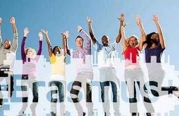 Erasmus+ pótpályázat a 2017/2018-as tanév tavaszi félévére