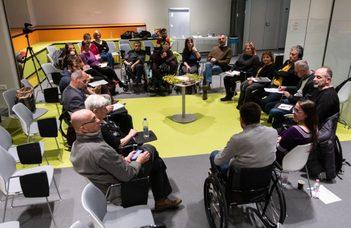 A személyi segítés szabadságot ad! - workshop az önálló életvitel támogatásáért