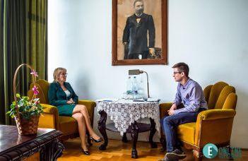 """""""Befogadó szemléletmódjával érték az ELTE-n a bárczis hallgató és oktató"""" (ELTE Online)"""