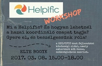 HELPIFIC workshop